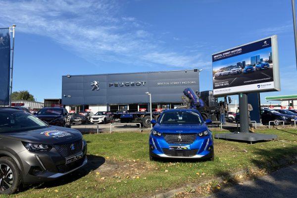 Derby Bristol Motors Peugeot (2)